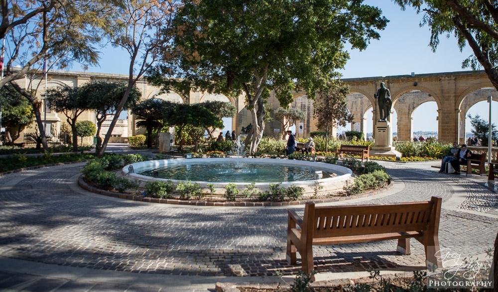 FountainBarrakka