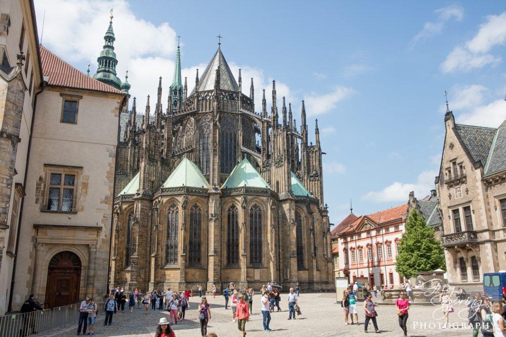 St Vitus Exterior
